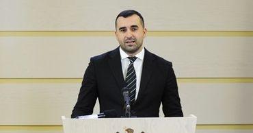Генеральный секретарь парламента РМ Адриан Албу.