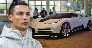 Роналду купил автомобиль за 9,5 миллиона евро. Фото: Point.md.