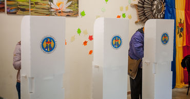 За последний месяц в РМ приостановился рост количества избирателей.