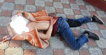 В Хынчештах мужчина ранил в ногу парня, проникшего в его домохозяйство