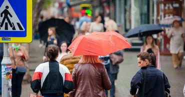 3 июня в Молдове ожидается переменная облачность, на севере страны пройдут кратковременные дожди.