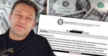 Яралов – бенефициар сделок по выводу из банков Молдовы $1 миллиарда, пишет RISE. Фото: Point.md.