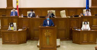 Парламент разработает Национальную программу орошения сельхозземель. Фото: parlament.md.