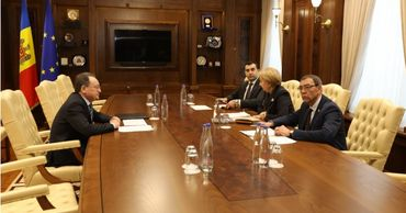 Гречаный призвала НКФР улучшить защиту интересов граждан Молдовы.