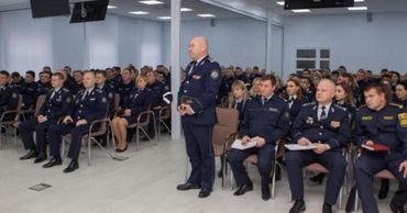 В полицейских структурах назначены новые начальники.