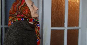 Пенсионерка из Бельц в опасности в собственной квартире.