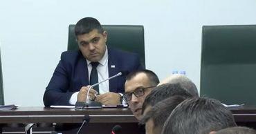 В НСГ инициировали отставку председателя Владимира Кысса.