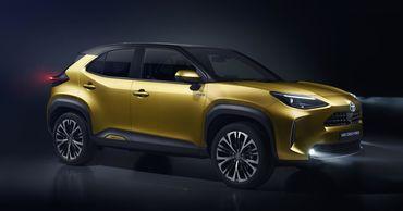 Toyota Yaris получит люксовую версию от Lexus.
