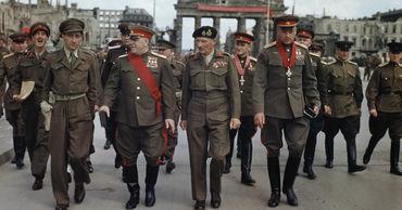 Немецкий телеканал назвал советских солдат в ГДР оккупантами.