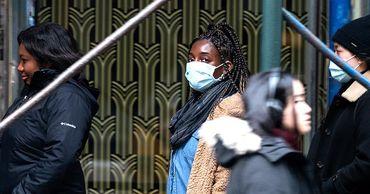 В США число заражений коронавирусом растет вдвое быстрее, чем в мире в целом