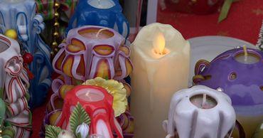 В Бельцах открылась рождественская ярмарка.
