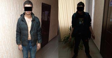 В Кишиневе задержали подозреваемых в уличном ограблении.