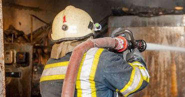 В Дрокии при пожаре в собственном доме погиб мужчина.