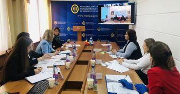 Прошли консультации по Соглашению о трудоустройстве молдаван в Израиле.