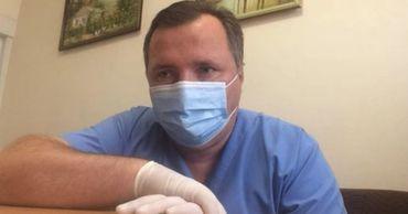 Врач: Система здравоохранения с трудом справляется с эпидемией.