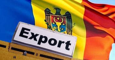 За первые полгода Молдова экспортировала товаров на 1,3 млрд долларов.