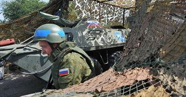 Приднестровье хочет увеличить численность российских миротворцев.