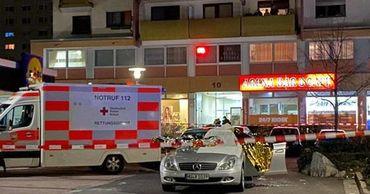 Стрельба в Германии: убито девять человек, подозреваемый найден мертвым.