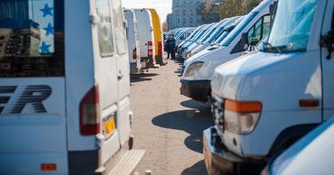 Микроавтобусы, не вышедшие на линию, рискуют остаться без договора с мэрией.
