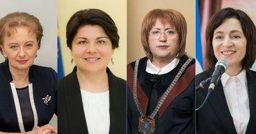 Молдова может стать второй страной в мире с женщинами на ключевых постах. Коллаж: Diez.md