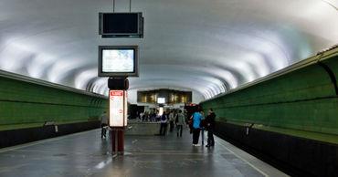 В Минске закрыли шесть станций метро из-за протестов. Фото: ukrinform.ru.