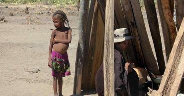 Мадагаскар столкнулся с самой сильной за последние десять лет засухой.