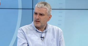 Вице-председатель Платформы DA Александр Слусарь.