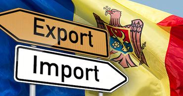 За первые два месяца этого года объемы экспорта непрерывно снижались, а импорта – увеличивались. Коллаж: Point.md.
