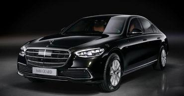 Представлен самый защищенный Mercedes-Benz S-Class.
