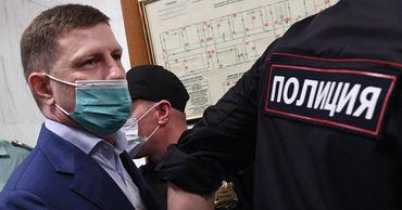 Новая акция «за Фургала» собрала в Хабаровске вдвое меньше участников.