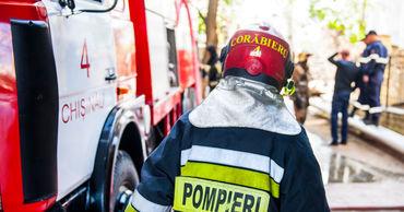 В Леушенах 55-летний мужчина погиб при пожаре в своём доме.