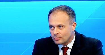 Депутат от ДПМ Андриан Канду.