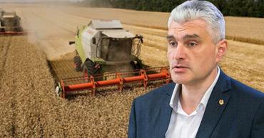 Слусарь: 17 тысяч тонн пшеницы вывезут из страны после 30 апреля. Коллаж: Point.md