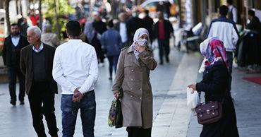 Число случаев COVID-19 в Турции выросло за сутки на 952.