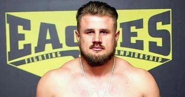 Представитель Молдовы в тяжёлом дивизионе UFC Александр Романов.