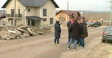 Жители Бачой жалуются на то, что у них хотят отобрать часть земли.