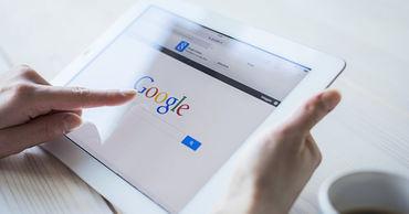 В работе Google произошел сбой.
