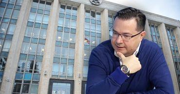 Политический эксперт Валерий Осталеп.