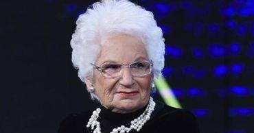 Выжившая в Холокост сенатор Италии получила личную охрану.