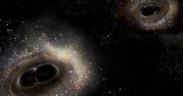 Ученые показали структуру темной материи. Фото: popmech.ru.