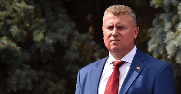 Геннадий Митрюк избран председателем Унгенского района.
