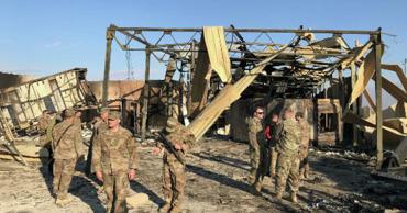 Трамп назвал ранения американских военных при атаке Ирана несерьезными.