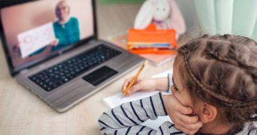 Из-за карантина в стране 437 школ работают исключительно онлайн.