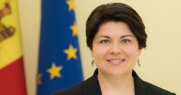 Вице-председатель ПДС Наталья Гаврилица.