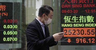 Китай сообщил о рекордном росте ВВП.