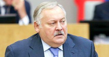 Первый замглавы комитета Госдумы по делам СНГКонстантин Затулин.