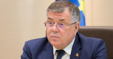 Депутат от блока ACUM Юрие Реница.