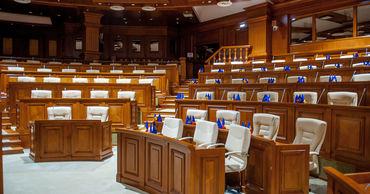 Парламент Республики Молдова 10-го созыва объявит вакантным одно депутатское кресло.