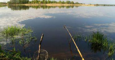 В Новоаненском районе прошло соревнование по рыбной ловле.