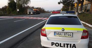 В Молдове за выходные пьяными за рулем попались более 30 водителей.
